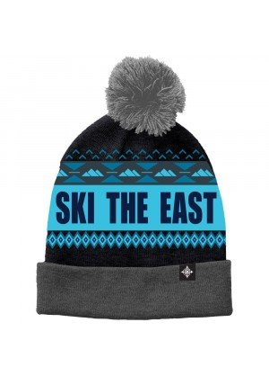 Powder Day Pom Beanie